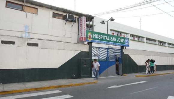 Madre y niño se encuentran en hospital San José. (USI)