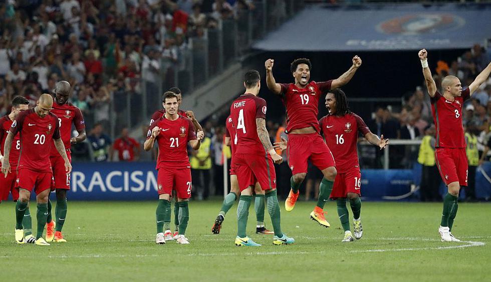 Portugal ganó 5-3 a Polonia por penales y obtuvo el pase a semifinales de la Eurocopa 2016. (Reuters)