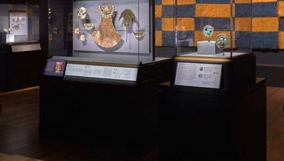 El Señor de Sipán representa a Perú en importante exposición en Estados Unidos. (Andina/Difusión)