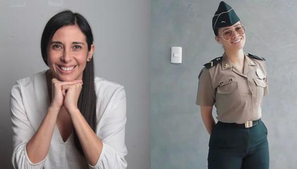 Ames señaló que medida correctiva a mujer policía sería usada para tapar  el mal manejo que están teniendo los policías con la inseguridad ciudadana en general y particularmente con el caso de los feminicidos. (Twitter/Instagram)