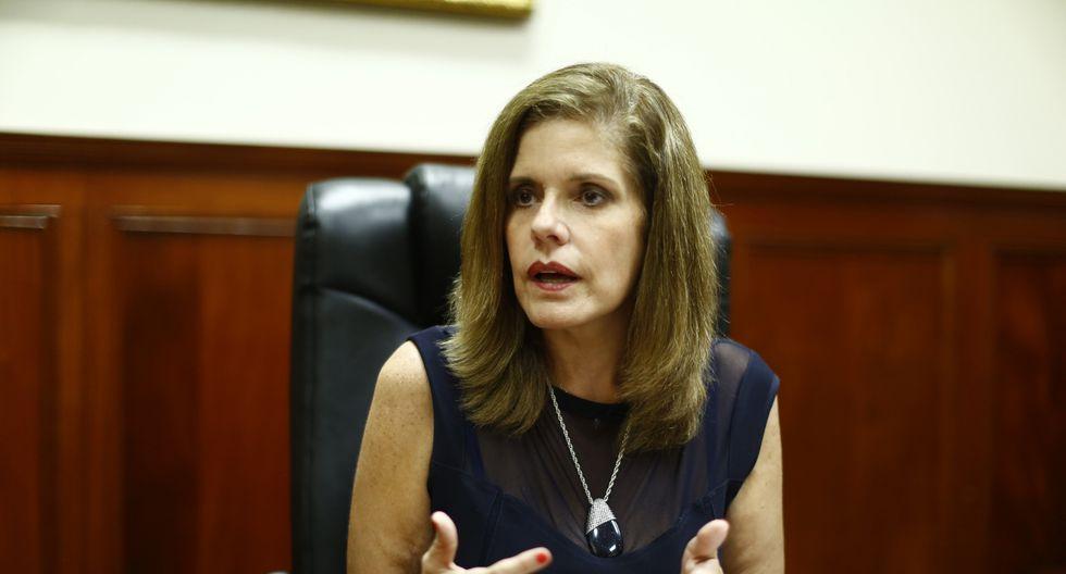 Araoz recordó que cuando era primera ministra se reunía y mantenía fluida comunicación con la bancada oficialista. (Foto: GEC / Video: Canal N)