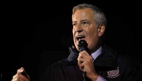 El alcalde de Nueva York, Bill de Blasio, reforzará la vigilancia de la ciudad ante cualquier atentado. (Foto: Reuters)
