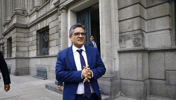 """El fiscal José Domingo Pérez pide """"principio de objetividad"""" para investigar a otros fiscales. (GEC)"""