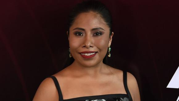 """Yalitza Aparicio: """"Cuando estoy sola, soy de reguetón"""". (Foto AFP)."""