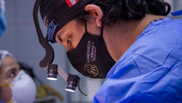 Cirujano Raúl Manzaneda espera retomar el flujo prepandemia en el 2021.
