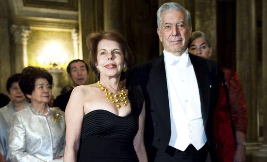 Mario Vargas Llosa y Patricia Llosa ya están divorciados. (AP)