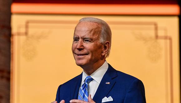 Biden y el derrotero hacia  la tolerancia cultural (Photo by CHANDAN KHANNA / AFP)
