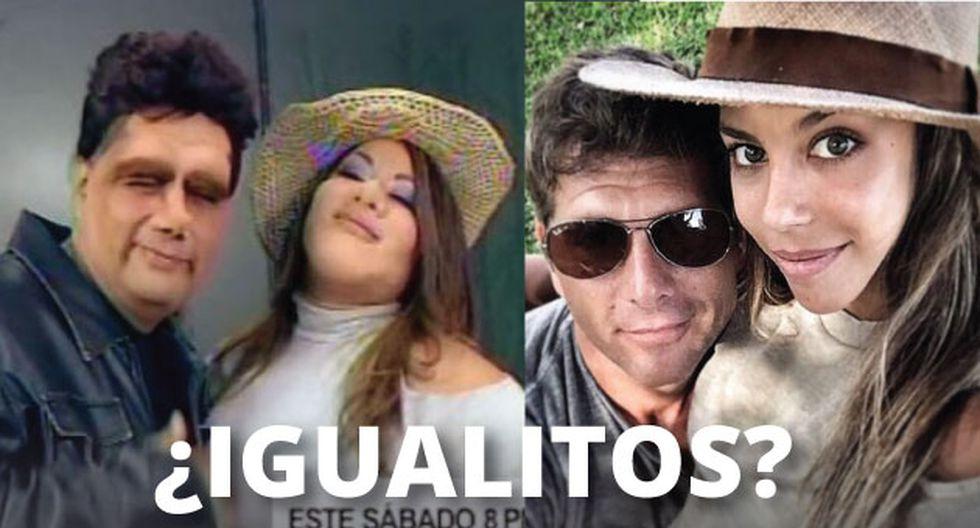 'El Wasap de JB' parodió romance de Alondra García Miro y Christian Meier. (Latina)