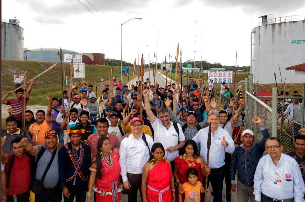 Ponen fin a tensión entre el Ejecutivo y las comunidades nativas de Loreto. (PCM)