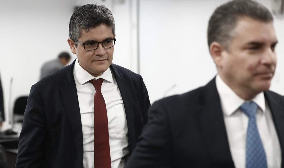 José Domingo Pérez y Rafael Vela ofrecen conferencia de prensa tras ser removidos del equipo Lava Jato (GEC)