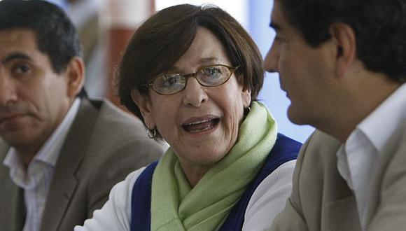 La alcaldesa exigió drásticas sanciones para los responsables. (USI)