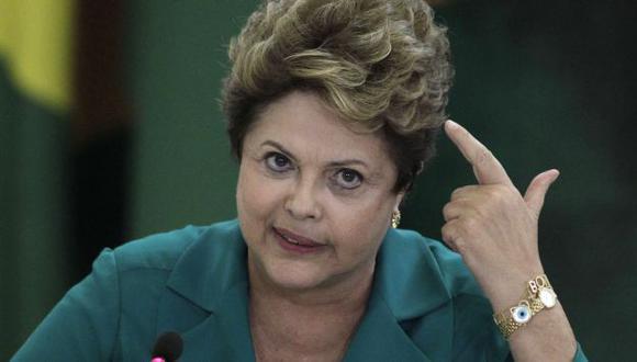 Dilma Rousseff. (AP)