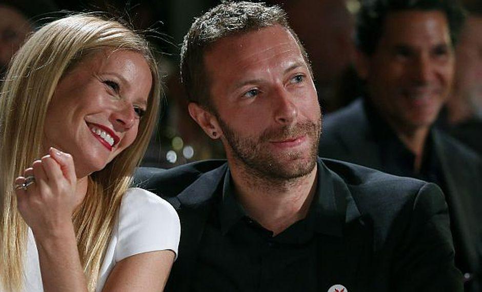 Chris Martin se culpa por divorcio de Gwyneth Paltrow. (AP)
