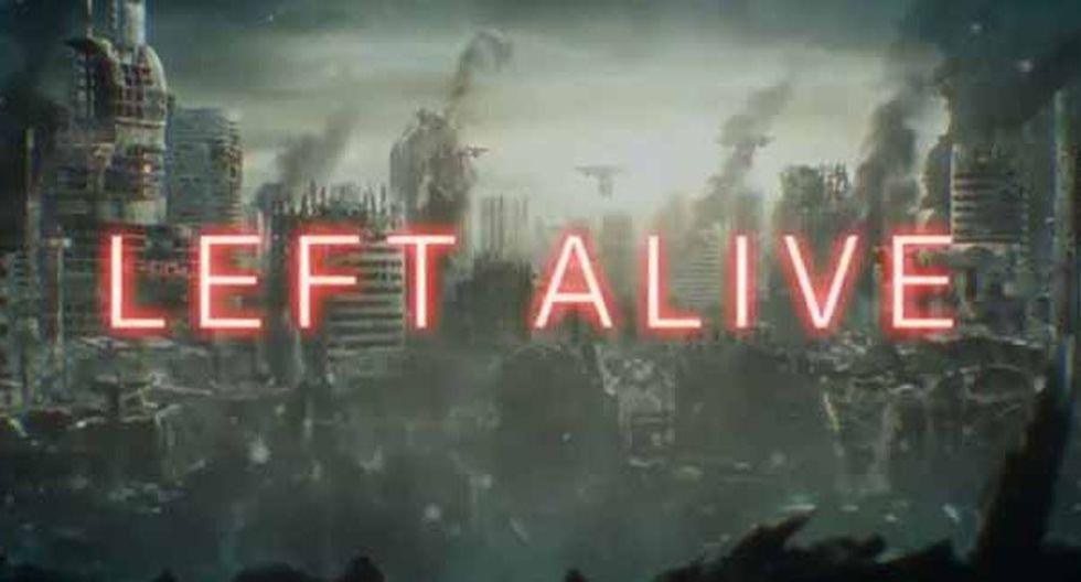 Se espera que Square Enix lance Left Alive en algún momento del 2019 para PS4 y PC (Steam).