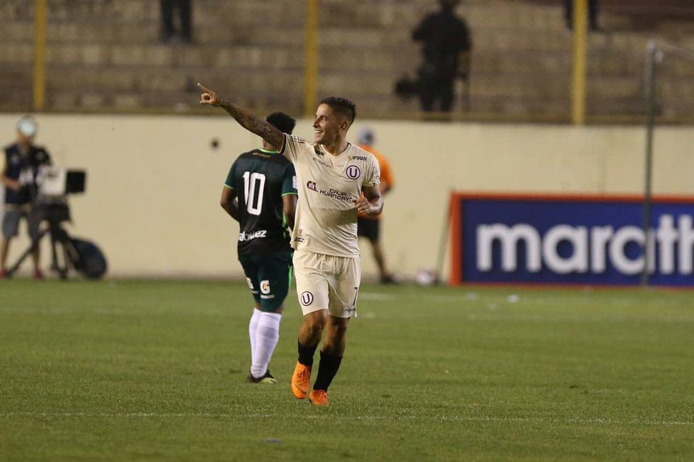Universitario venció 3-1 a Pirata FC en el Monumental por la Liga 1. (Foto GEC)