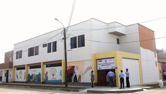 Centro de Salud Mental ofrecerá atenciones totalmente gratuitas (Foto: Municipalidad de Víctor Larco Herrera)