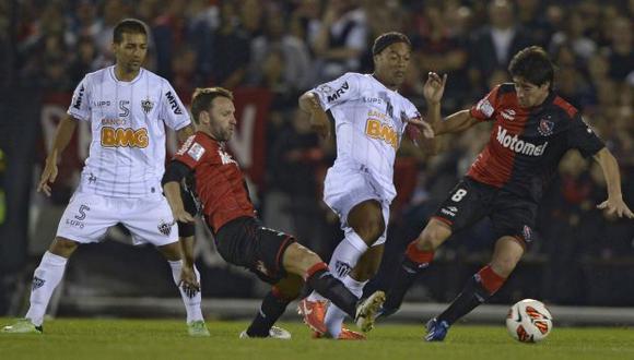 Newell's ganó en casa. (AFP)