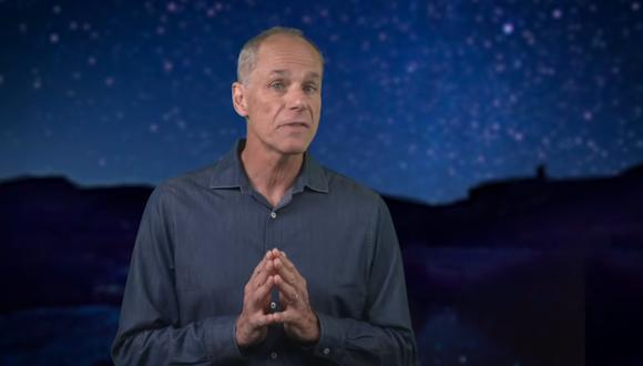 """""""El ateísmo no es compatible con el método científico"""", dice Gleiser. (Foto: captura de YouTube)"""
