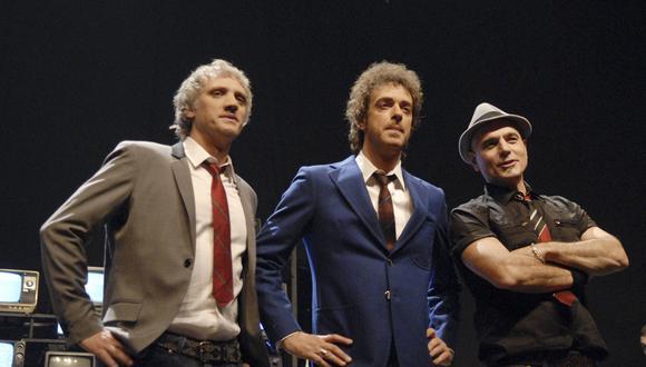 Soda Stereo regresará al Perú como parte del tour de reencuentro 'Gracias totales'.  El concierto tendrá lugar el 03 de marzo del 2020.  (Fotos: AFP)