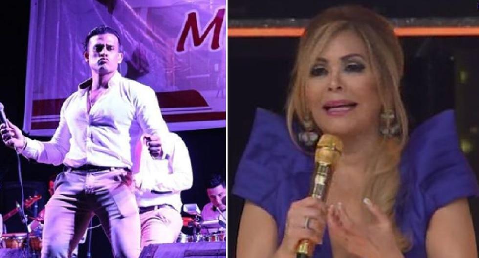 """Gisela Valcárcel y su indirecta a Christian Domínguez: """"En mi academia se enamoran, pero máximo duran 3 años"""". (Foto: Captura de TV)"""