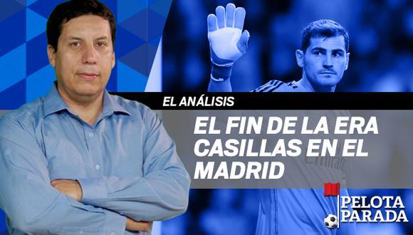 Iker Casillas: Análisis de la carrera del golero que triunfó en Real Madrid. (Perú21)