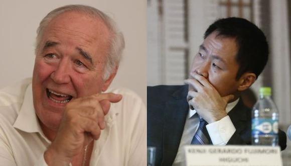 """""""Tendría mis reparos de votar a favor de él"""", dijo Víctor Andrés García Belaunde. (Perú21)"""