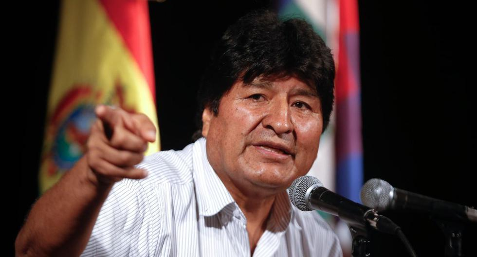 El diputado espera que la  Administración para el Control de Drogas (DEA, en inglés) haga una investigación internacional contra Morales. (EFE)