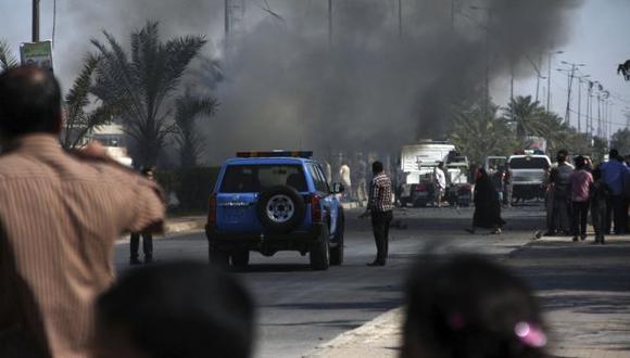 Atentados dejan 60 muertos. (Reuters)