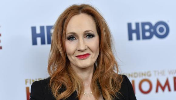 J.K. Rowling rompió algunas reglas sobre el mundo mágico y sorprendió a los potterhead  (AFP).