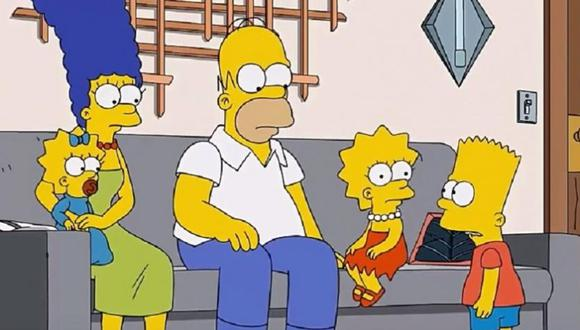 Sólo las temporadas 29 y 30 de 'Los Simpson' estará disponible en Disney+ (Foto: Fox)