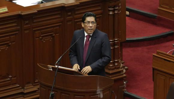 Vicente Zeballos pedirá la confianza tras cambiar a cuatro de sus ministros (GEC).