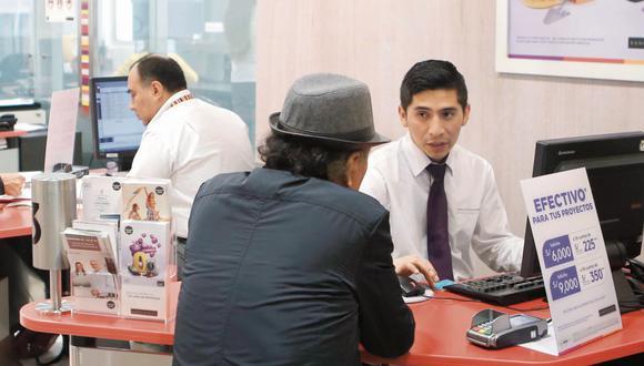 Según la calificadora Moody's, la morosidad de la banca empezaría a deteriorarse a partir de este mes. (Foto: GEC)