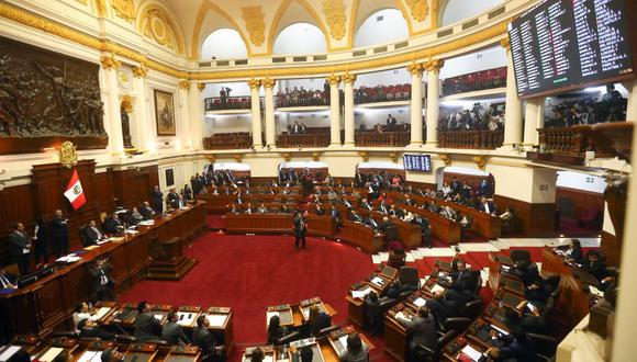 Congreso. (GeraldoCaso/Perú21)