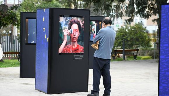 """La Unión Europea en el Perú presentó la exposición fotográfica, """"El Mundo desde mi Ventana"""", en el MAC. (Foto: @museo_maclima)"""