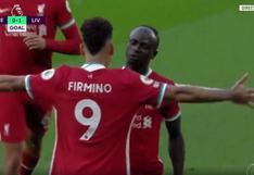 Chelsea vs. Liverpool: el golazo de Mané tras perfecta combinación entre Salah y Firmino | VIDEO