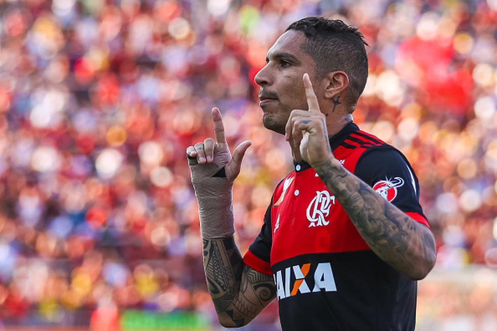 Flamengo domina la tabla de posiciones del Brasileirao con 10 unidades. (GETTY IMAGES)