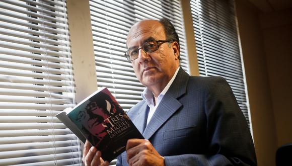Roberto Reyes presenta tres textos inéditos para entender el universo narrativo del recordado autor piurano (Renzo Salazar/Perú21).