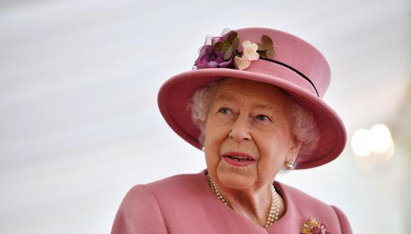 La reina Isabel II del Reino Unido. (Foto: AFP)