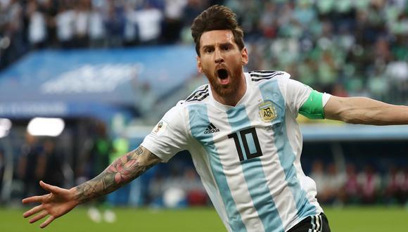 Lionel Messi pidió no ser convocado en Argentina para los próximos partidos de este año. (Foto: Reuters)