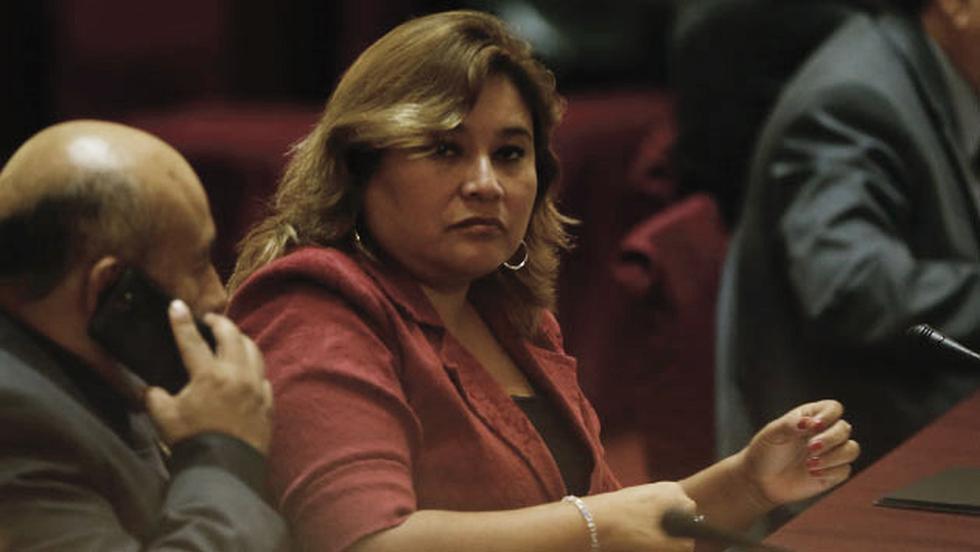 """Janet Sánchez: """"Un tratado de derechos humanos no puede estar por encima de la vida de bebés ultrajados"""". (USI)"""
