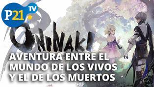 Oninaki: Aventura entre el mundo de los vivos y el de los muertos