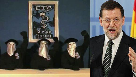 La política de Rajoy era, hasta hoy, de una línea dura ante ETA. (Reuters)