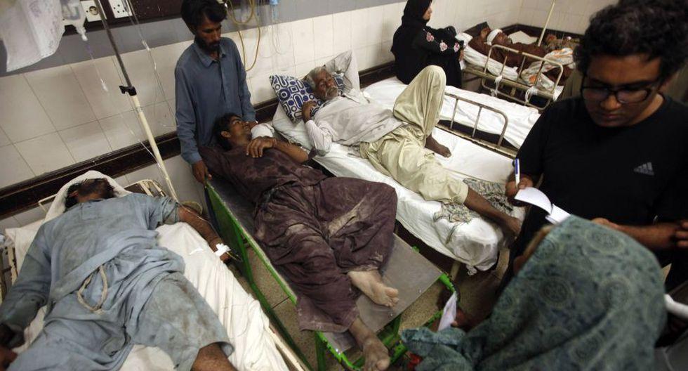 La mayoría de las muertes se reportaron en el distrito de Awaran, provincia de Baluchistán. (Reuters)