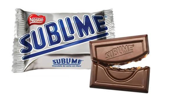 Con el nuevo reglamento, Sublime no calificaría como chocolate.