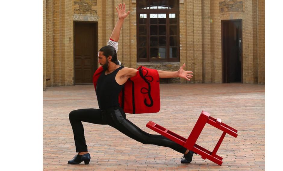 El bailaor de flamenco se inició en el baile a los seis años de edad. (Difusión)