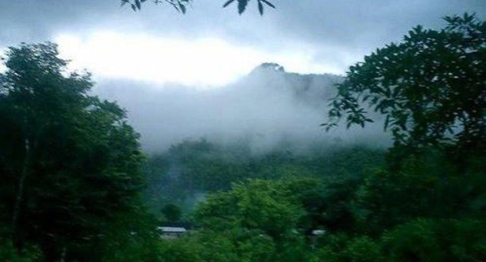 Intensas lluvias y densa neblina se presentará en este primer friaje en la selva. (Andina)