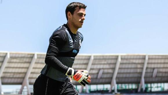 Alejandro Duarte es jugador de Lobos BUAP desde julio del año pasado. (Foto: Lobos BUAP)