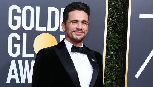 James Franco llega a un acuerdo con demandantes por acoso sexual. (Foto: AFP)