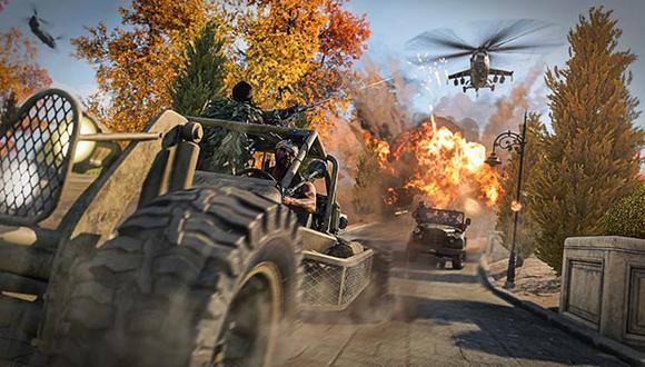 Nuevo contenido ya se encuentra disponible en el videojuego.