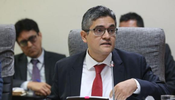 José Domingo Pérez defendió el plazo de 36 meses de prisión preventiva contra Keiko Fujimori. (Foto: GEC)